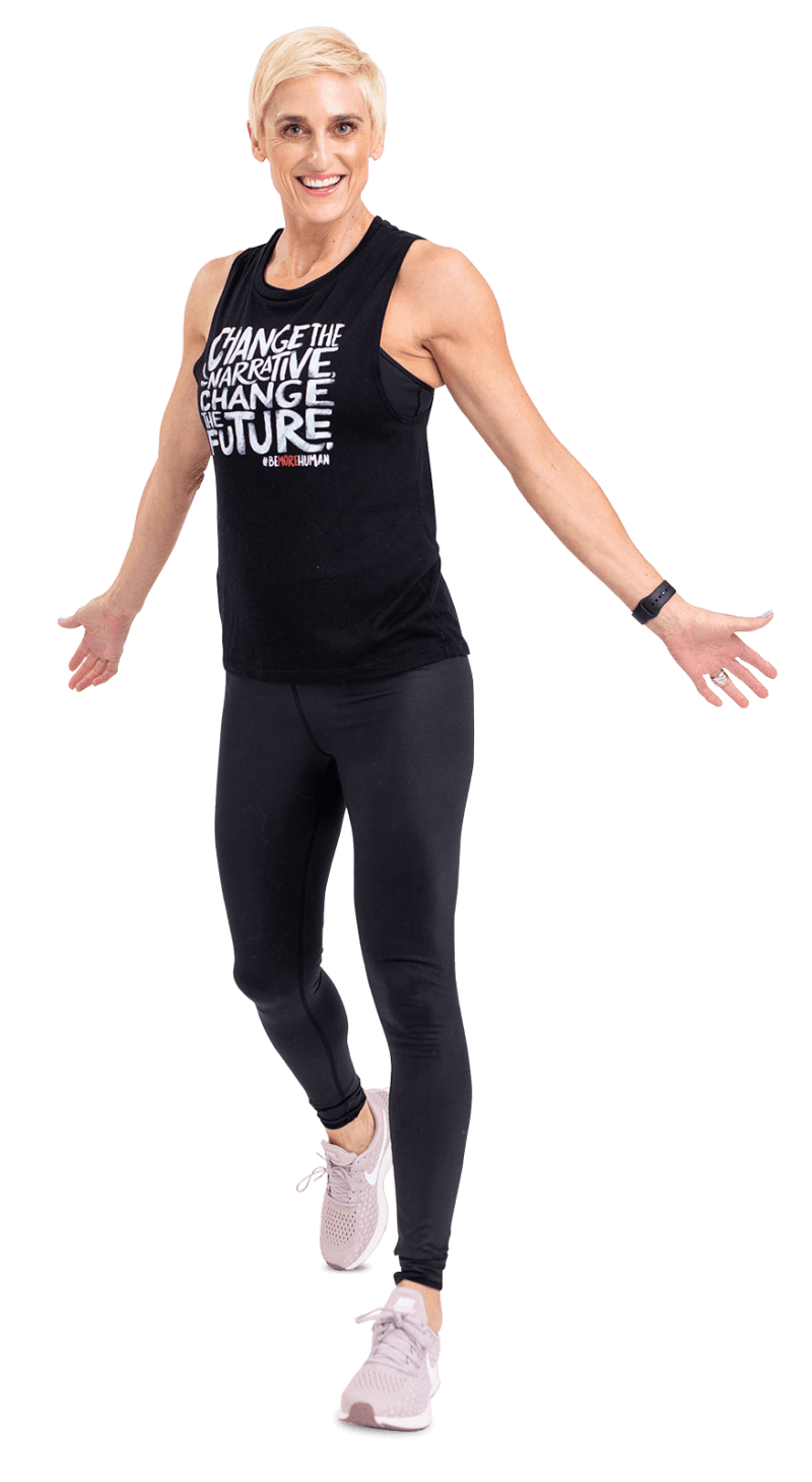 Julie Voris Balance Pose
