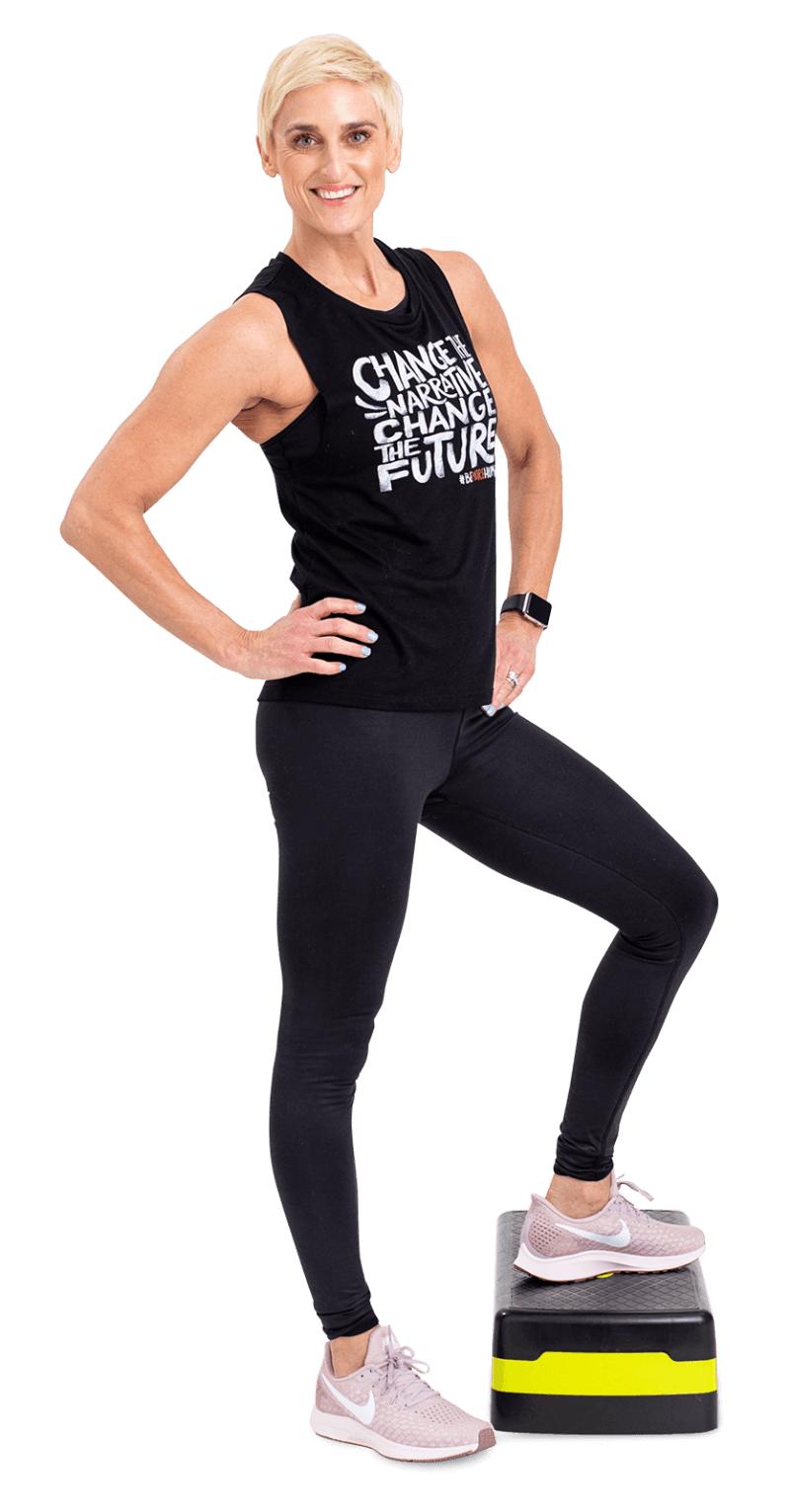 Join Julie Voris, Beachbody Coach for fitness tips, workouts and nutrition