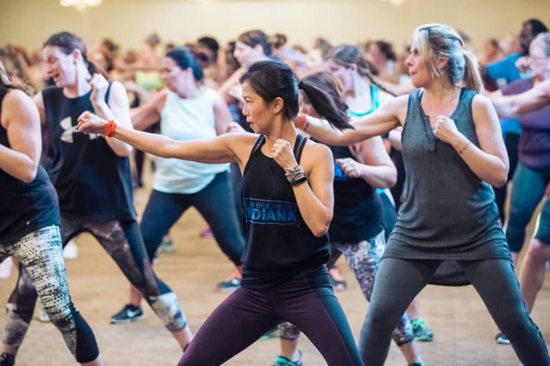fitness community